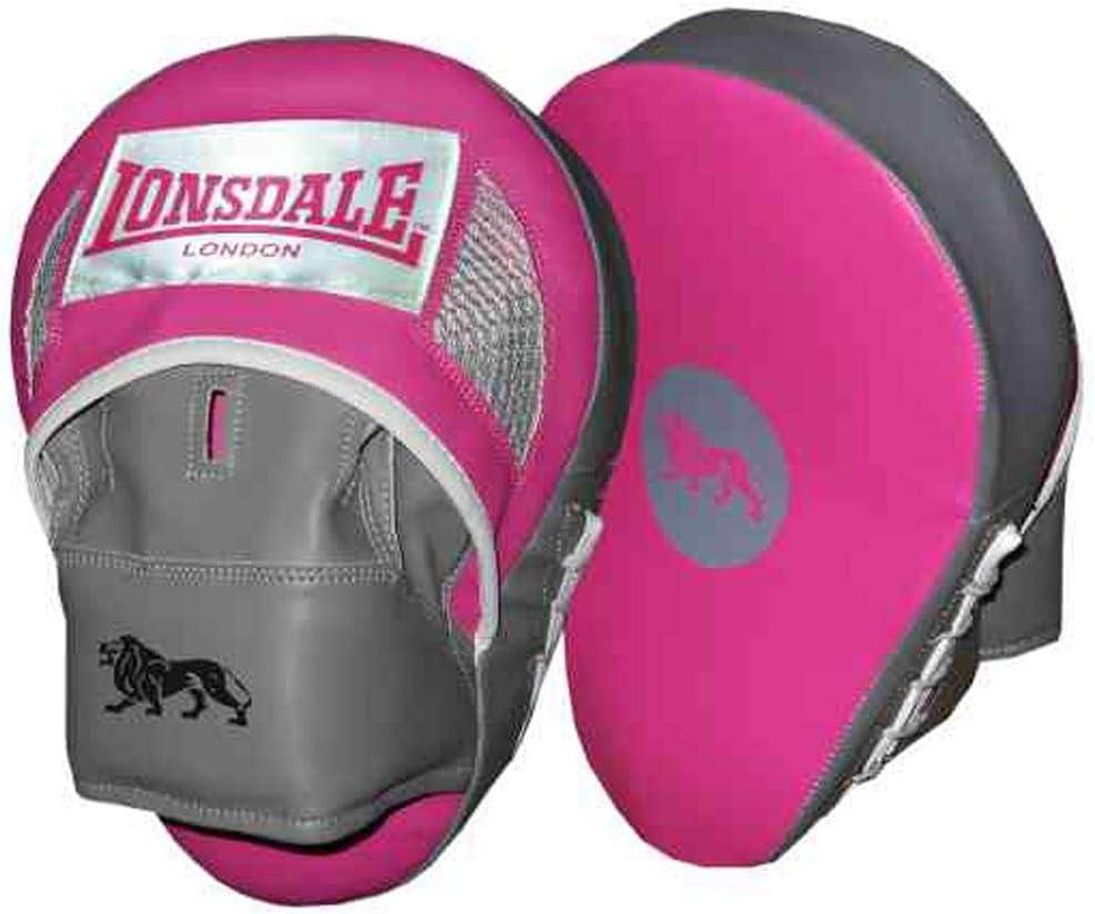 Guantes de boxeo curvados para entrenamiento de boxeo Lonsdale