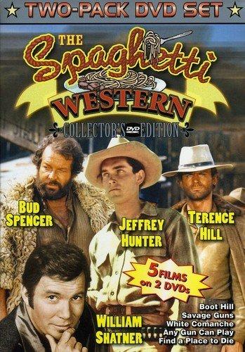 Spaghetti Western Collector'S Edition [Edizione: Stati Uniti] [Reino Unido] [DVD]