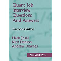 Image for Quant Job Interview Questions and Answers (Second Edition)
