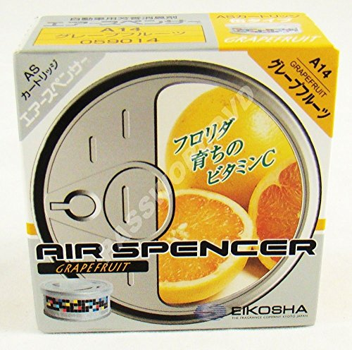 auto air freshener canisters - 3