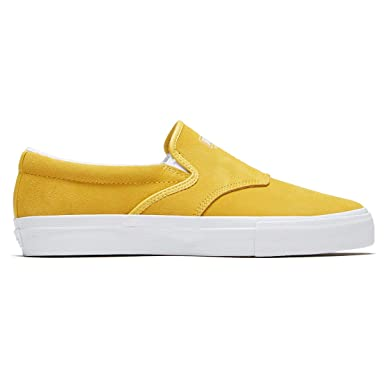 a42bea8c7 Amazon.com: Diamond Supply Co. Boo J Shoes - Yellow Suede: Clothing