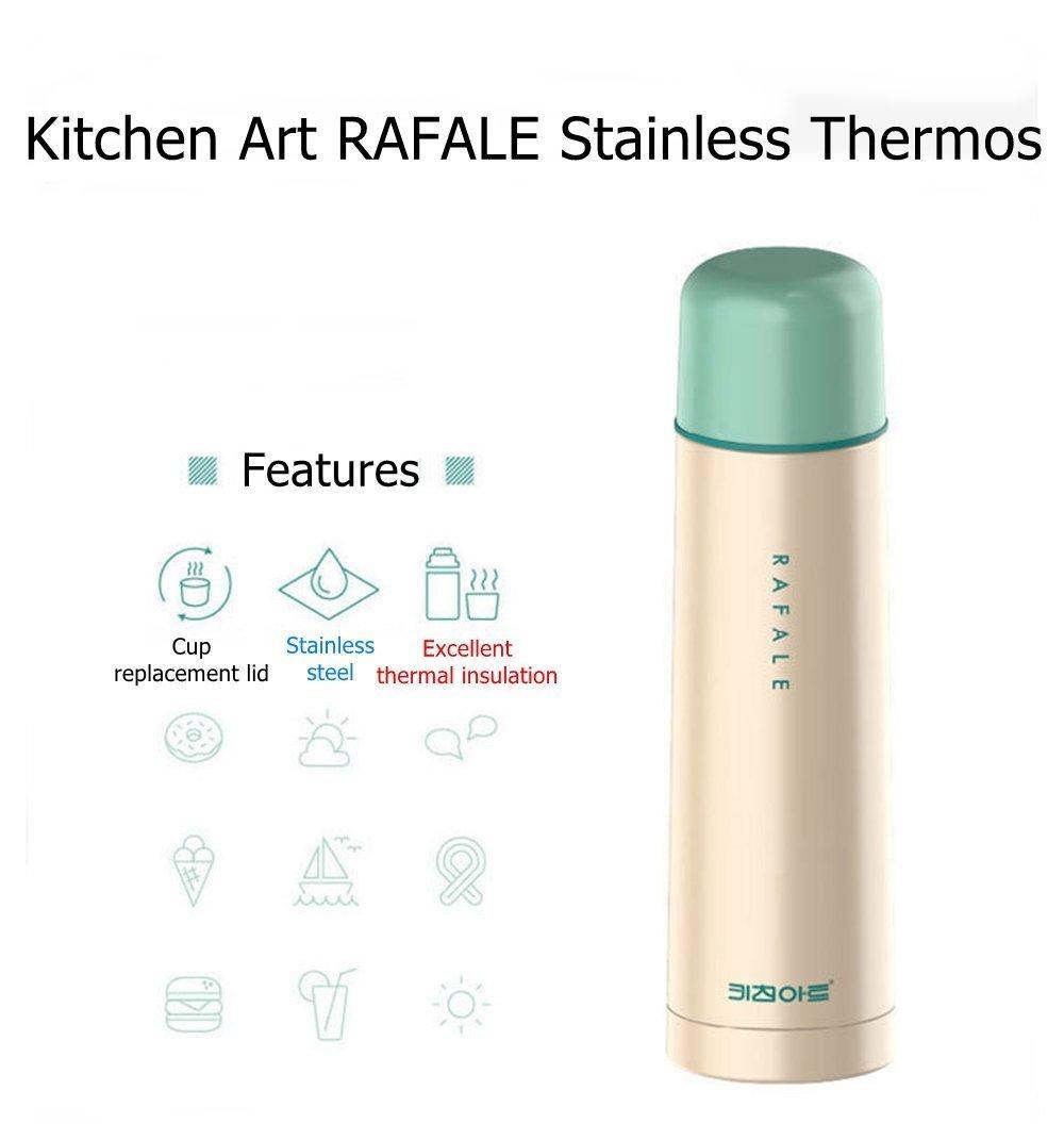 Kitchen Art RAFALE Stainless Thermos 16.90oz