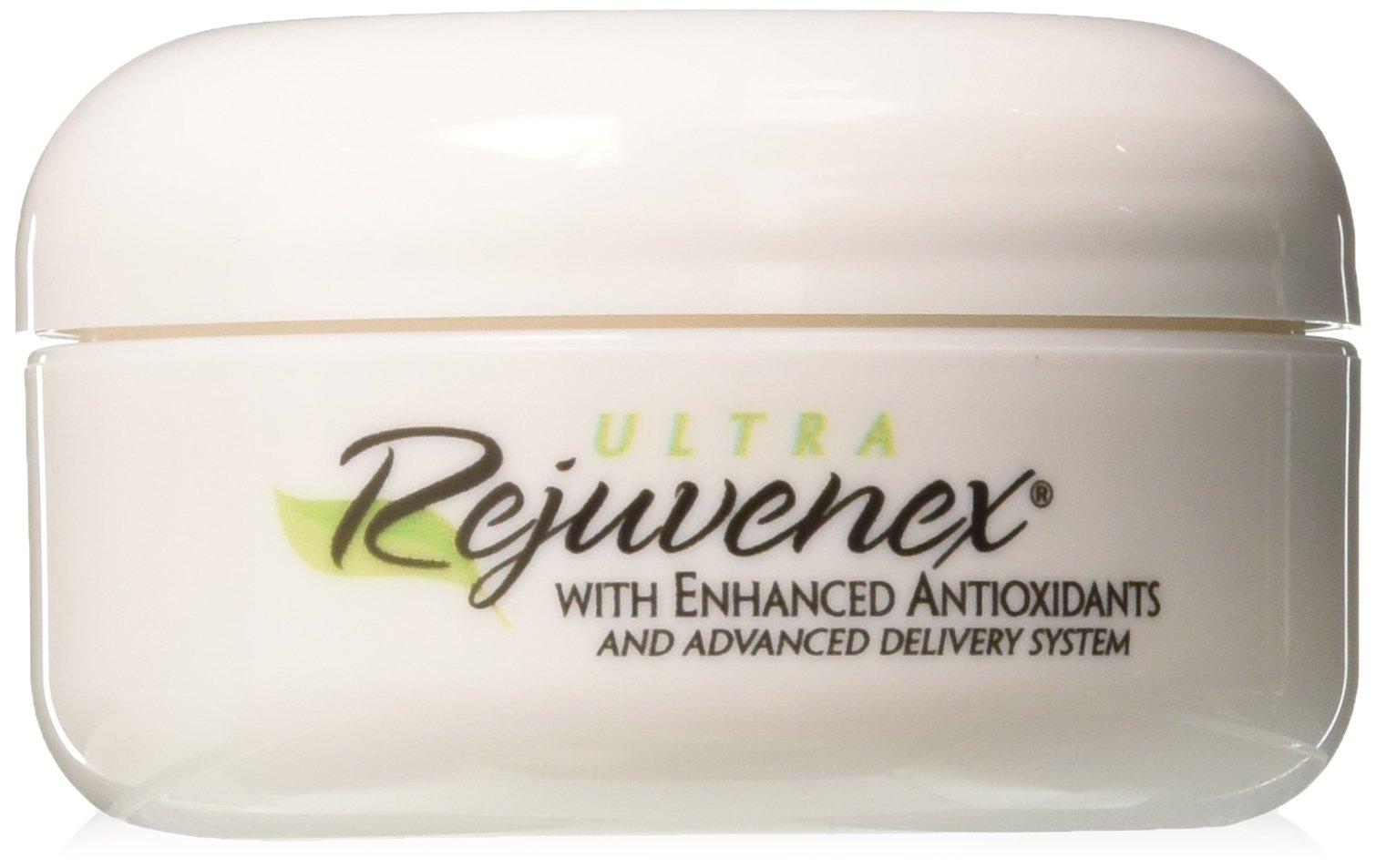 Life Extension Rejuvenex Factor Firming Serum 1.7 Oz., Pack of 2 Now Foods - Solutions, CoQ10 Antioxidant Serum, 1 fl oz (30 ml), Pack of 2