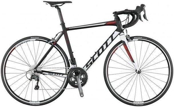 Scott Speedster 20 - Bicicleta de carretera , negro: Amazon.es ...