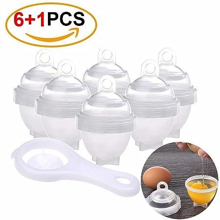 GPR-Egg - Huevos duros herméticos sin la carcasa sin BPA ...