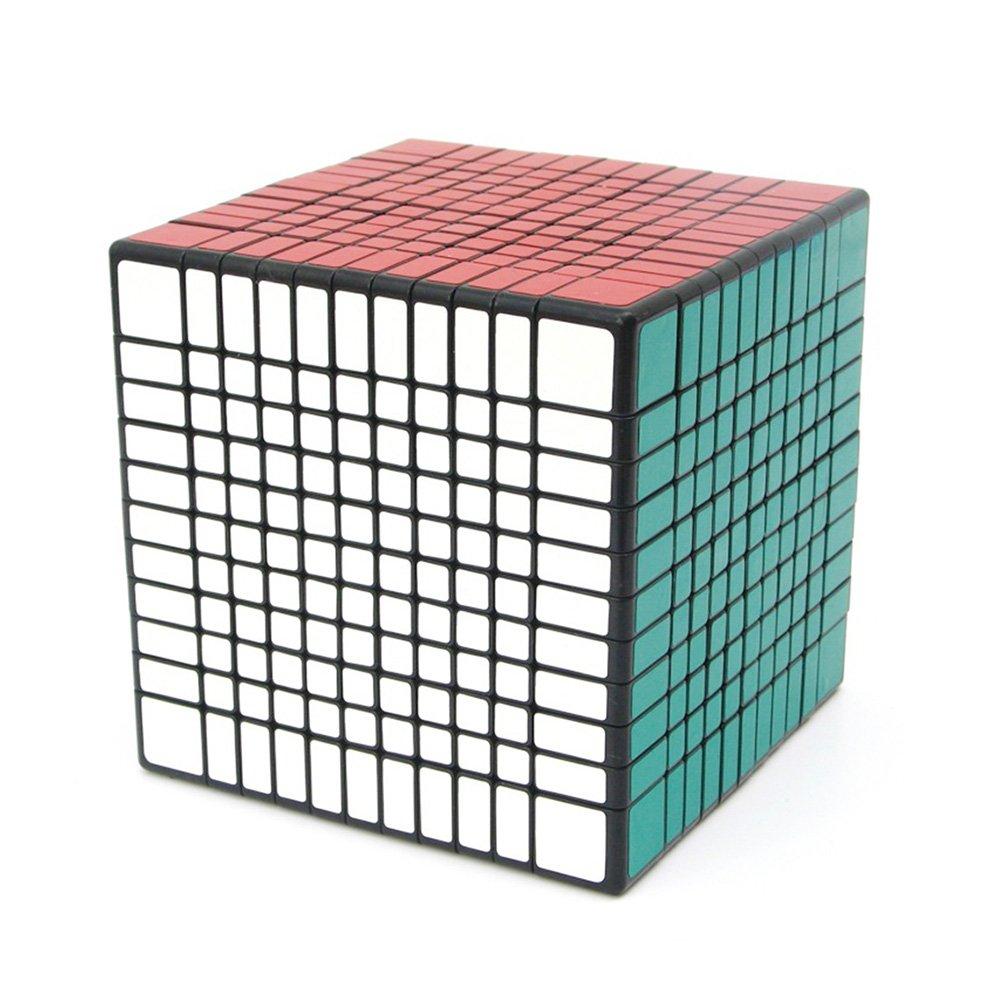 CXL CXL 規則な構造含んで紙のを貼って 11x11、紙を貼ってすでに完成しましたマジックキューブ ブラック (11x11) 11x11 ブラック B01NAIKMD6, 世界の貨幣専門店オズコレ:21949b91 --- m2cweb.com