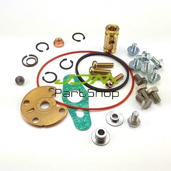 Para Saab 9 - 3 9 - 5 turbo turbocompresor GT17 gt1752s 452204 Kit de reparación para reconstruir Kit 4: Amazon.es: Coche y moto