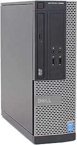 Dell OptiPlex 3020 SFF/Core i5-4570S @ 2.9 GHz/8GB DDR3/160GB HDD/DVD-RW/Windows 10 PRO 64 BIT