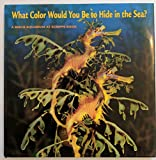 What Color Would You Be to Hide in the Sea? offers
