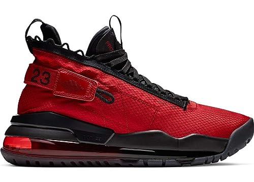 Amazon.com: Nike Air Jordan Protro Max 720 Bred Black Gym ...