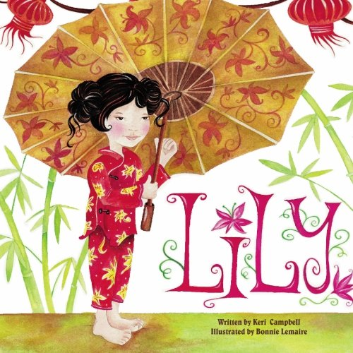 Lily - the story of a young girl who is adopted from China, her parents travels to adopt her, and her China sisters- the girls adopted at the same time as her.