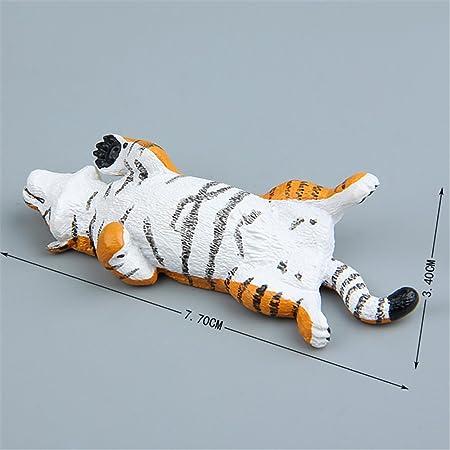 gtnine dormir animales imanes Funny Animal imanes para nevera para ...