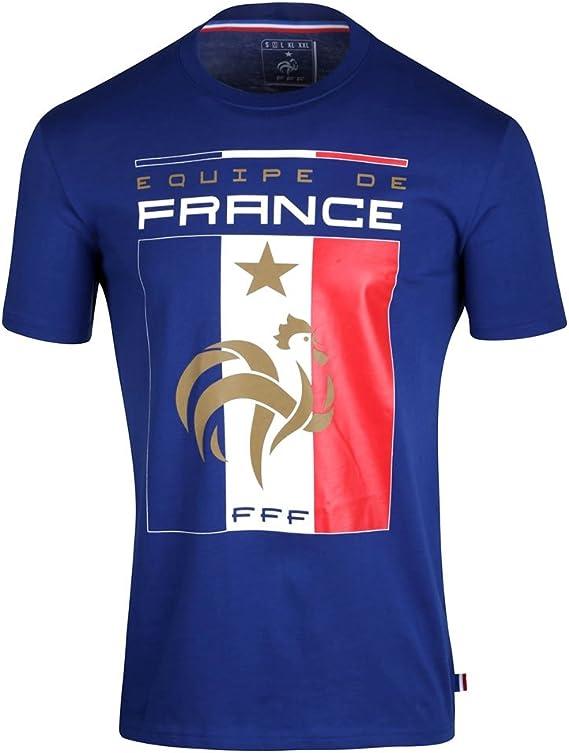 France Football Team FFF Official Collection Womens T-Shirt