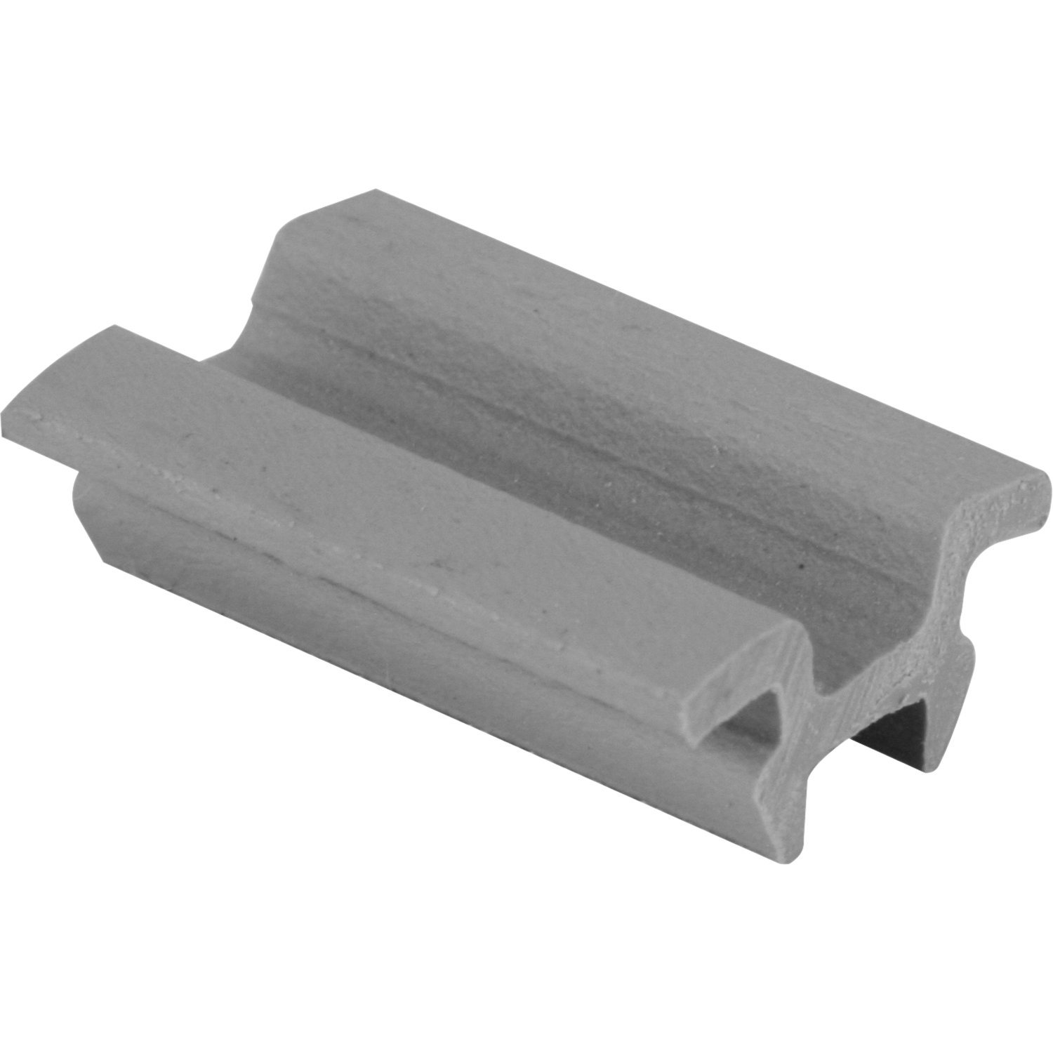 Prime-Line MP3028 Sliding Window Top Guide Pack of 4 4 Piece Prime-Line Products Nylon Gray