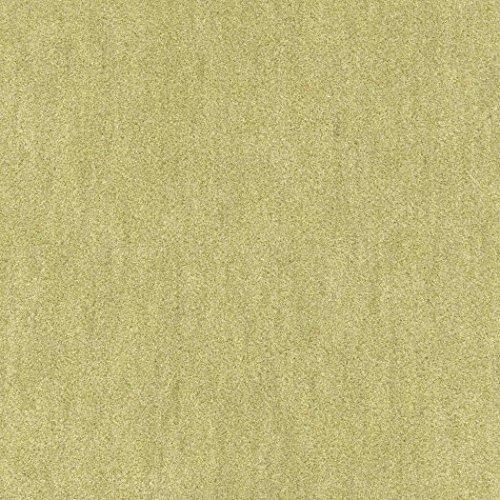 (Genuine Alpaca Fur Celery Upholstery Fabric by The Yard)