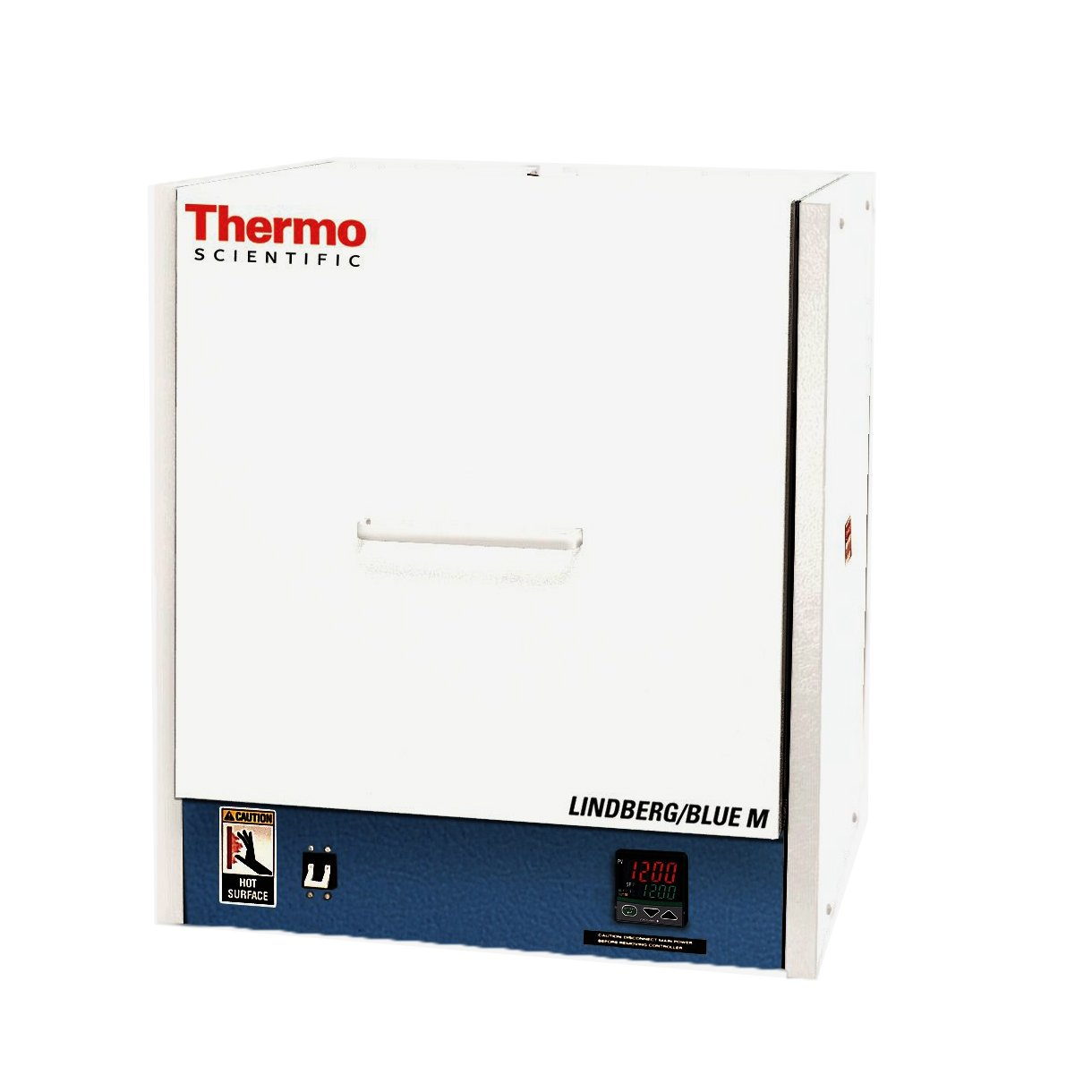 Thermo Scientific BF51841C Lindberg/Blue M LGO Box Furnace with Integrated  Digital Controller, Temperature Range: 100 Degree to 1, 200 Degree C, ...