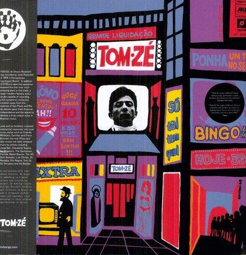 Vinilo : Tom Ze - Grande Liquidacao (LP Vinyl)