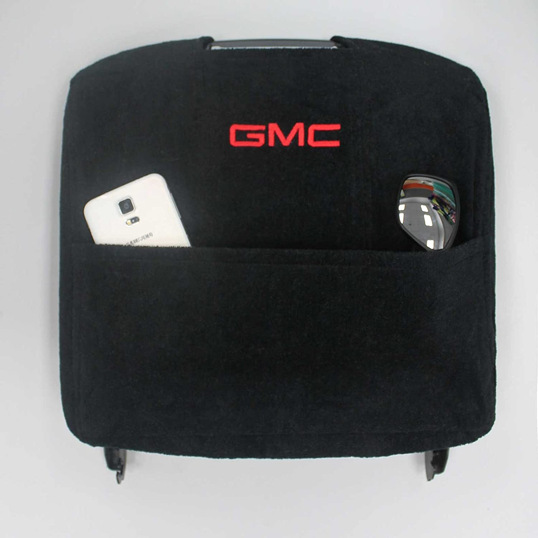 for 2007//2013 GMC//Yukon//Suburban with Bucket Seats Seat Armour KAGMC07-13 Console Cover