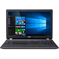 "Acer ES1-571-34DE Aspire Portatile, Display da 15.6"", Processore Intel Core i3-5005U, RAM 4 GB, HDD da 500 GB, Nero"