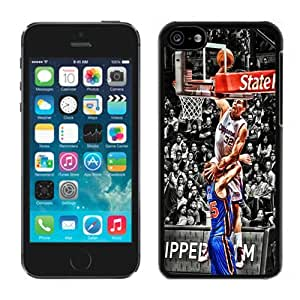MMZ DIY PHONE CASEblake griffin dunk Black Hard Plastic ipod touch 5 Phone Cover Case
