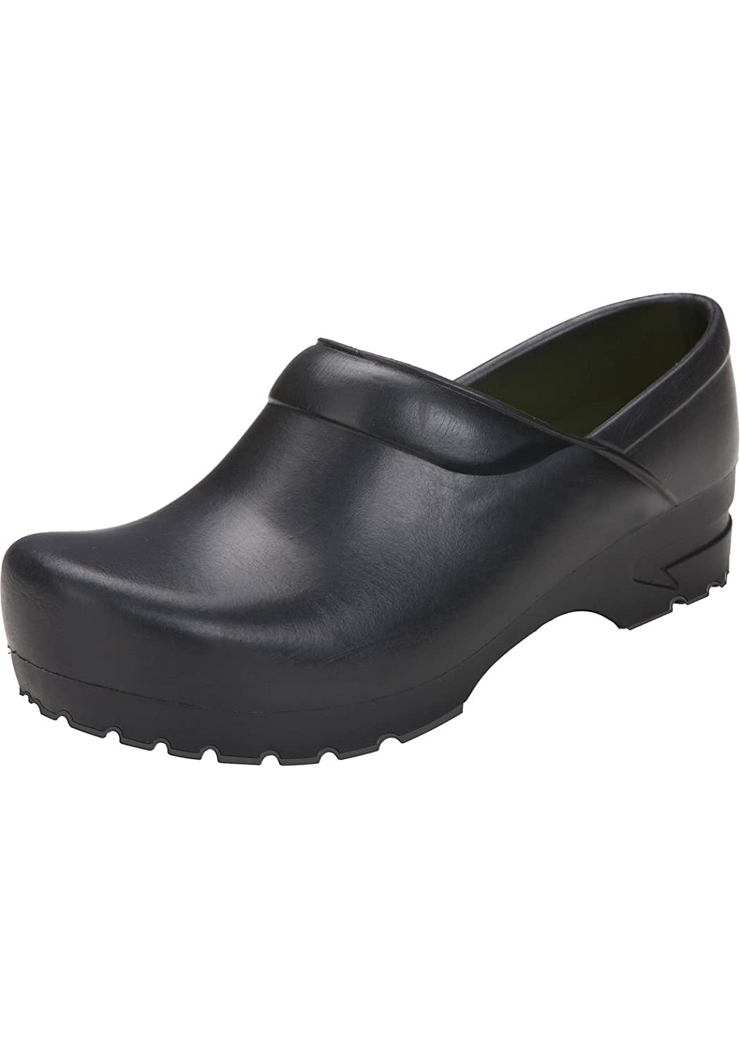 Anywear Closed Back Plastic Clog | Caring Is Love Size 5
