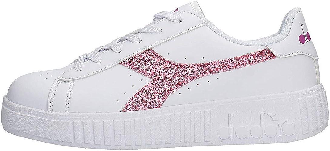 Diadora Game Step GS 101175083 Sneaker Donna (36.5 EU, 20006