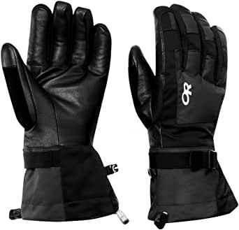 Outdoor Research Mens M's Revolution Gloves