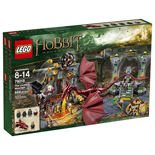 (LEGO Hobbit 79018 The Lonely Mountain (Discontinued by manufacturer))