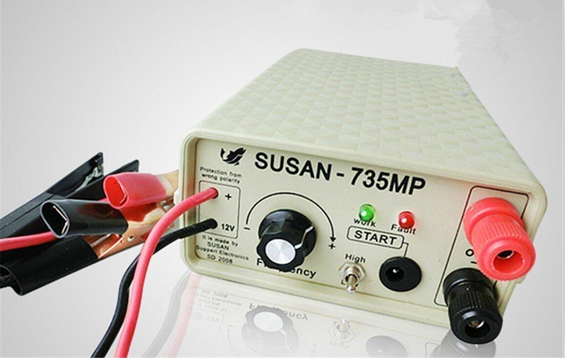 Ultrasonic Inverter Electro Fisher Fishing Machine Fish Stunner - 735MP