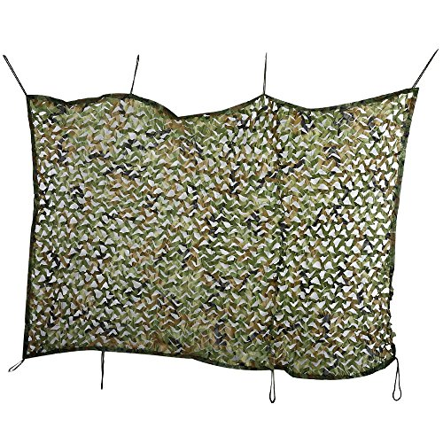 40' Double Door Box Car (Hunting Camping Tent 1.5m X 2m Sun Shade Sail Woodland Military Net Oxford Camouflage Net)