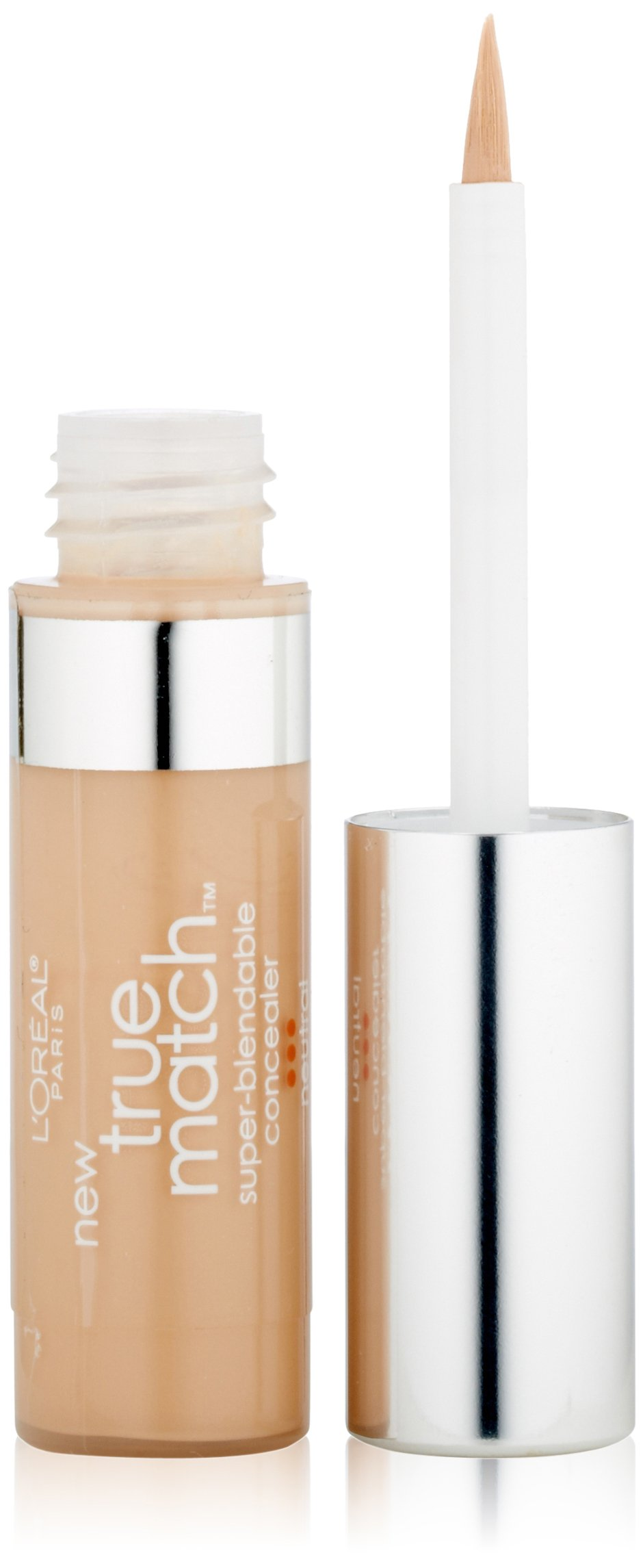L'Oréal Paris True Match Super-Blendable Concealer, Neutral/Fair Light, 0.17 fl. oz.