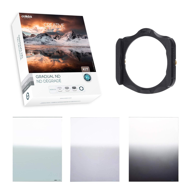 Cokin X-Large X-PRO Gradual ND Filter Kit with Holder - Black