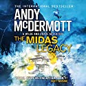 The Midas Legacy: Wilde/Chase 12 Audiobook by Andy McDermott Narrated by Gareth Armstrong