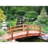 10 ft. Curved Double Rail Span Bridge (Curved Double Rail w Lights)