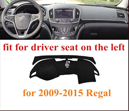 HEALiNK Car Dashboard Cover Mat for KIA Soul 2010-2013
