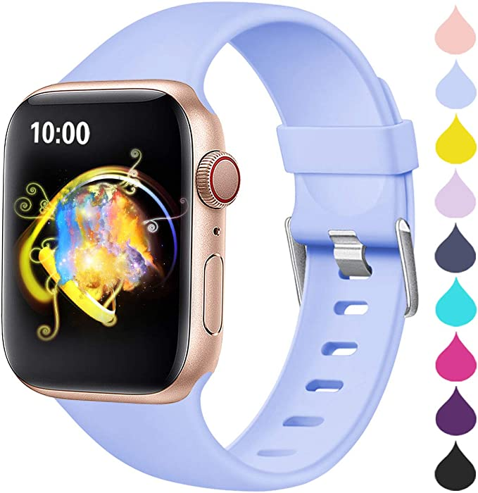 The Best Apple Watch Lilac Band