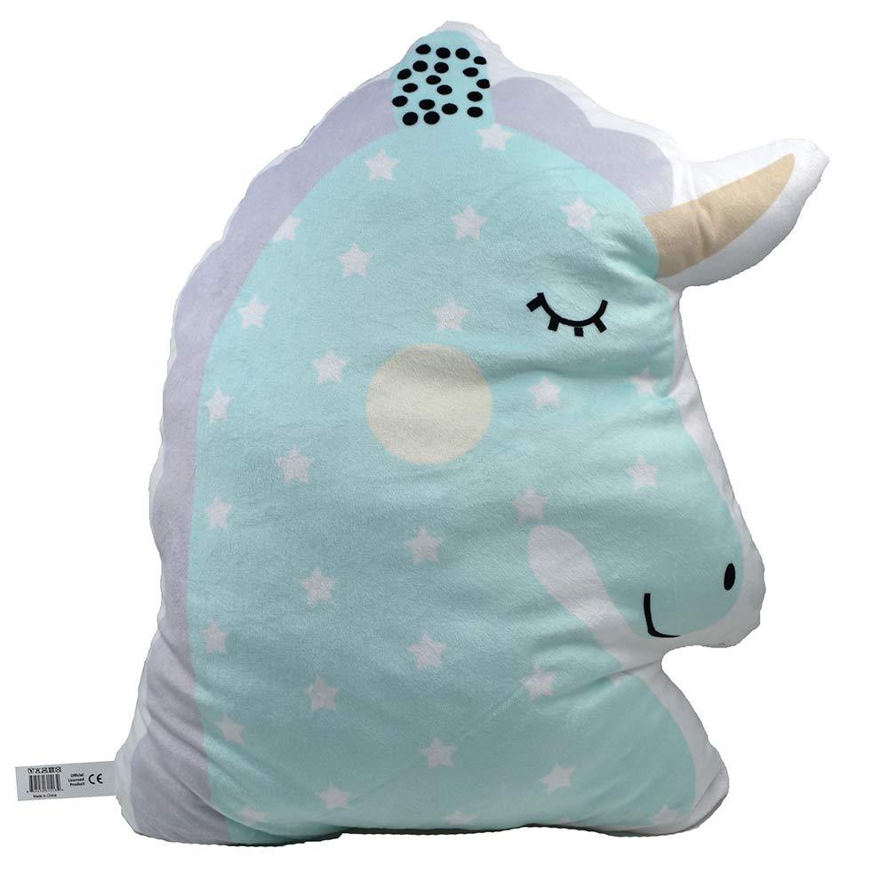 Amazon.com: Almohada de unicornio, almohada de felpa Emoji ...