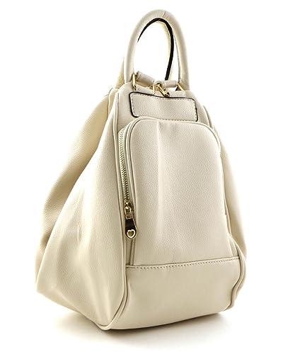 Amazon.com: Women's Faux Leather Convertible Fashion Shoulder ...