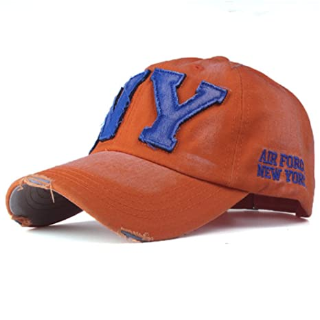 Gorras de béisbol,Carta sólida Primavera Verano Otoño bordado ...