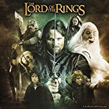 2019 The Lord of the Rings Wall Calendar