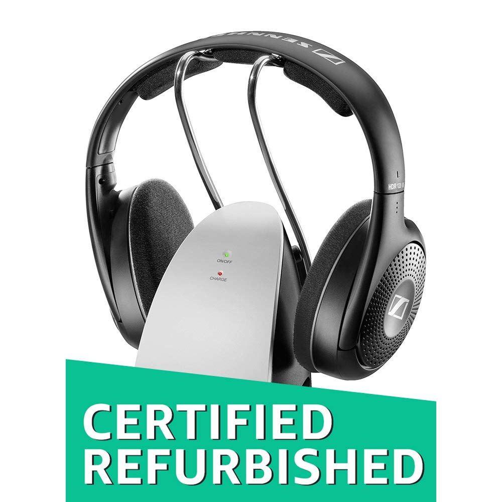 (CERTIFIED REFURBISHED) Sennheiser RS 120-8 II Over-Ear Headphone