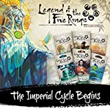 Legend of the Five Rings LCG: Dynasty Pack Set of 6