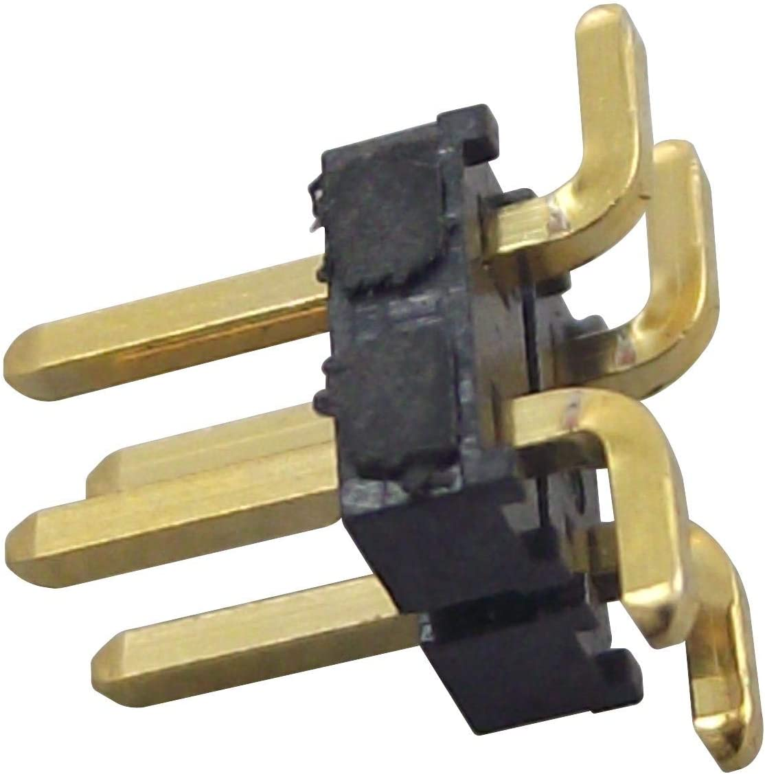 Board-To-Board Connector Header Surface Mount TMM Series 2 mm Pack of 20 10 Contacts TMM-105-06-LM-D-SM-P 2 Rows TMM-105-06-LM-D-SM-P