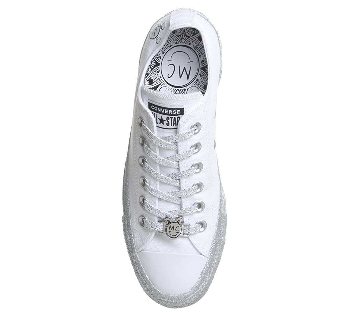 6087d37115f0 Converse CTAS Classic Ox Trainers  Amazon.co.uk  Shoes   Bags