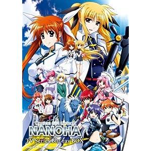 魔法少女リリカルなのは TVシリーズ Blu-ray BOX