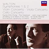 Konzerte - Sinfonien - Walton