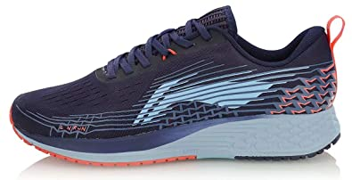 1e624a0a099e6 Amazon.com | LI-NING Men's Basic Racing Shoes Professional Running ...