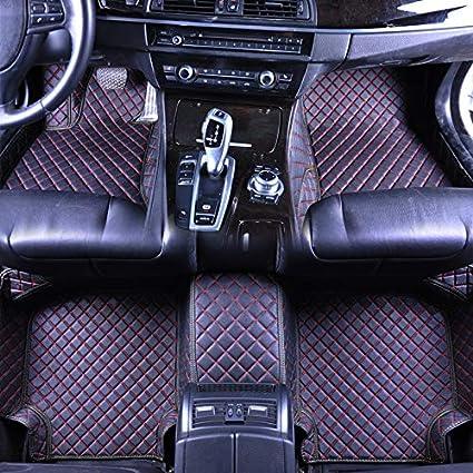 Amazon Com Maycoo Car Floor Mats Carpet 3d Full Surround Waterproof