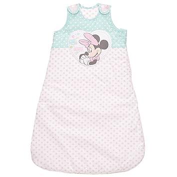 Disney Minnie Mouse saco de dormir (6 - 18 meses), color rosa: Amazon.es: Bebé