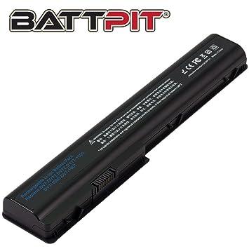 Battpit Recambio de Bateria para Ordenador Portátil HP Pavilion dv7-3160es (4400mah): Amazon.es: Electrónica